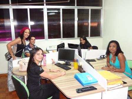 Alunos de Ciências Contábeis visitam empresa do ramo de Perícia Contábil