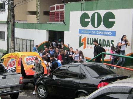 PIO XII realiza ações em estabelecimentos de Campo Grande