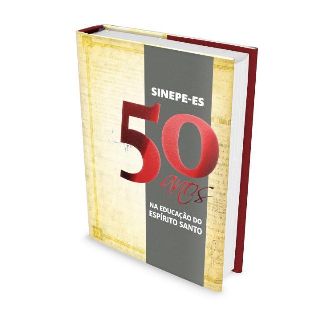 Grupo PIO XII é destaque no livro de 50 anos do Sinepe-ES