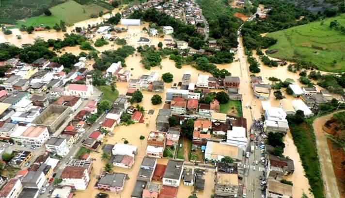 Governo do Estado anuncia pacote de R$ 890 milhões para reparo de danos causados pela chuva