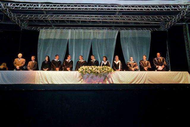 Cerimônia de Colação de Grau encanta acadêmicos e convidados