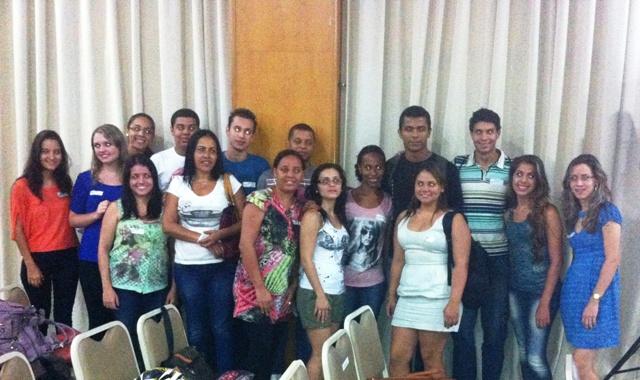 Aula inaugural do NOSSABOLSA. PIO XII oferece mais de 50 vagas pelo programa