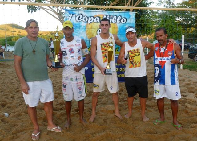 O acadêmico da PIO XII, Rodrigo Lacraia, conquista mais um título de campeão