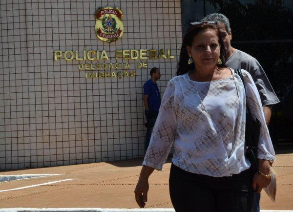 Médica cubana pode circular pelo país até a análise do pedido de refúgio