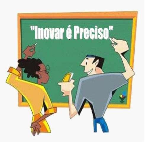 Inovar para ensinar