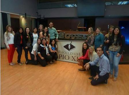 Acadêmicos de Ciências Contábeis Visitam Bovespa e participam do Programa do Jô