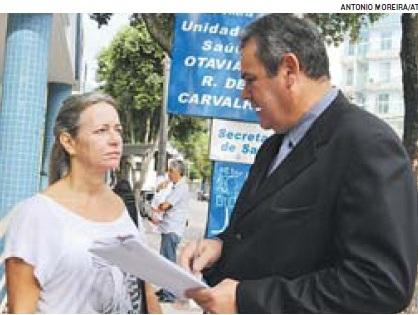 Pesquisa realizada pela Faculdade PIO XII é capa do jornal A Tribuna