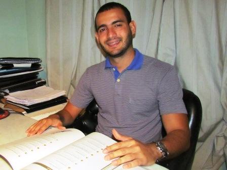 Professor Rodrigo Pratte tem pesquisa aceita em Congresso na Espanha