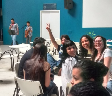 Primeira Quarta Cultural matutina é aprovada pelos alunos