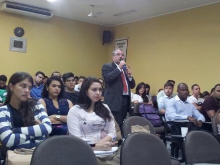O Advogado Alexandre Minassa falou sobre assédio moral aos alunos da PIO XII