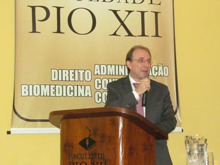 Desembargador Samuel Meira Brasil fala sobre mudanças no Código Civil