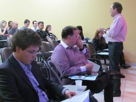 PIO XII apresenta Programa de Mentoring aos novos alunos do MBA
