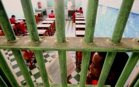 Só 10% dos detentos têm acesso à educação nas prisões