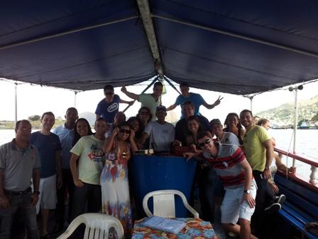 Acadêmicos conhecem o Complexo Portuário de Vitória