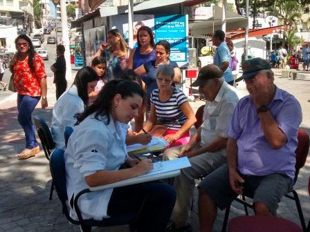 """PIO XII realiza """"Dia D de Combate à Obesidade"""" em Campo Grande"""