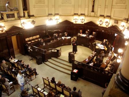 Alunos de Direito acompanham júri na próxima semana