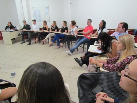 Alunos do MBA participam de Mentoring com proprietário da M Santos e Gerente da Viminas