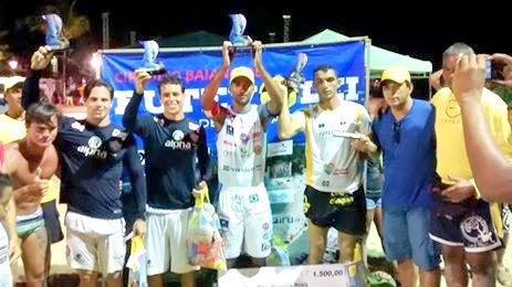 Aluno da PIO XII, Rodrigo Lacraia, vence campeonato na Bahia