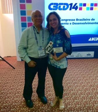 Professora Neidy Christo participa de Congresso em São Paulo