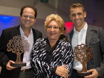 Premiação dupla do Grupo PIO XII é notícia na coluna Hélio Dórea