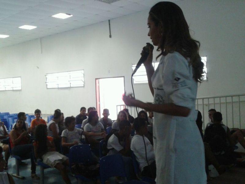 Projeto de Extensão da Biomedicina acontece na próxima terça em escolas de Vila Velha