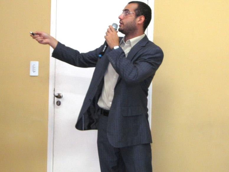 Professor Rodrigo Pratte integra Conselho Editorial de revista internacional
