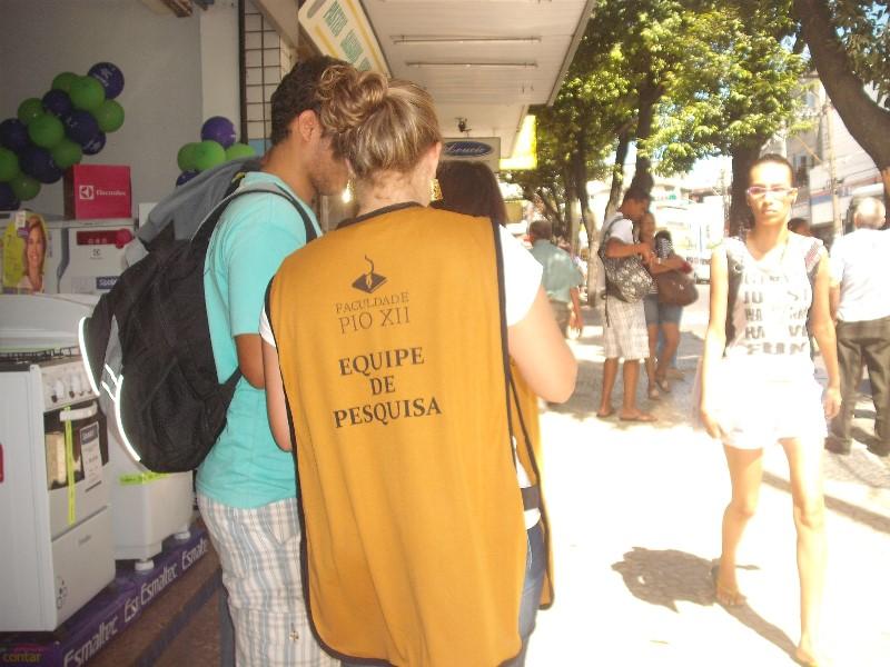 Pesquisa realizada por alunos da PIO XII é notícia em A Tribuna