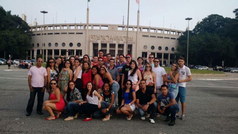 Alunos da PIO XII realizam viagem à cidade de São Paulo