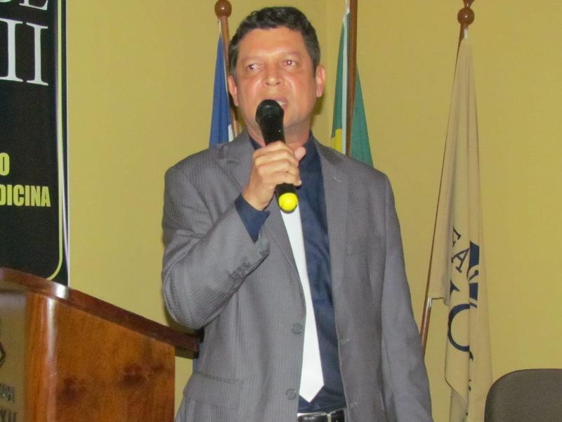 Auditor da Sefaz ministrada palestra na PIO XII