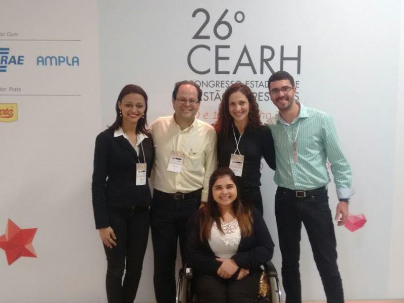 PIO XII participa de 26º Congresso Estadual de Gestão de Pessoas da ABRH-ES