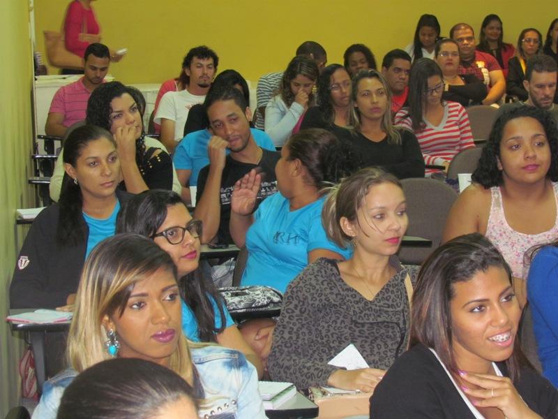 Alunos de cursos técnicos conhecem PIO XII e projeto Quarta Cultural