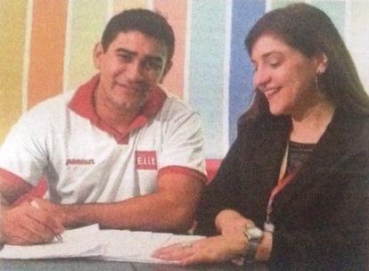 Aluna do MBA da PIO XII concede entrevista ao jornal A Gazeta