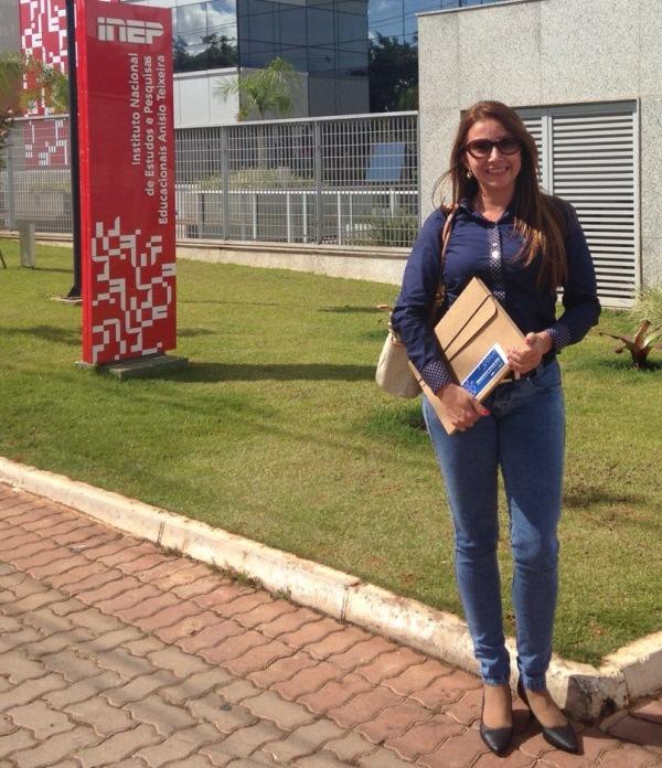 Pesquisadora Institucional da PIO XII participou do Seminário do ENADE 2015