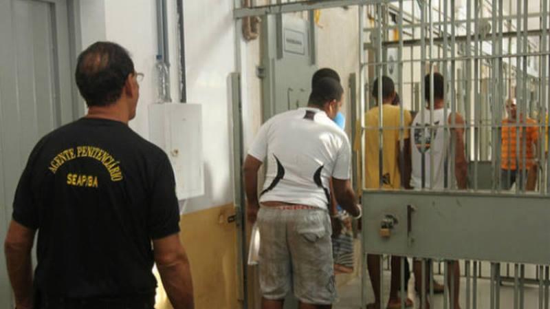Brasil aumentou em 33% taxa de aprisionamento em seis anos