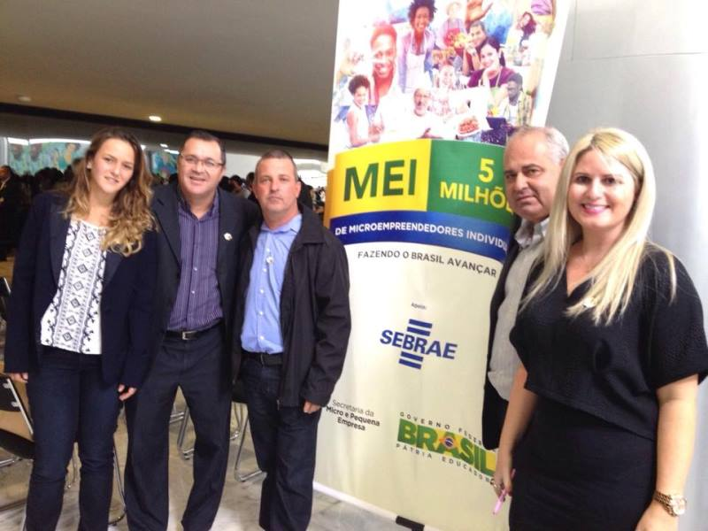 Professor da PIO XII participa de evento no Palácio do Planalto, em Brasília