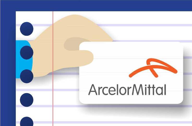 Oportunidade para atuar na ArcelorMittal