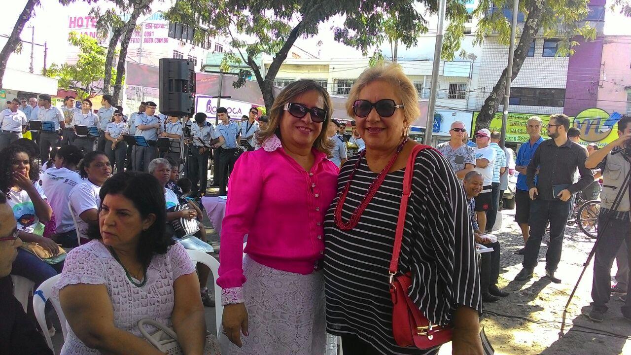 Presidente de Honra da Mantenedora participa da abertura da II Semana da Justiça pela Paz em Casa