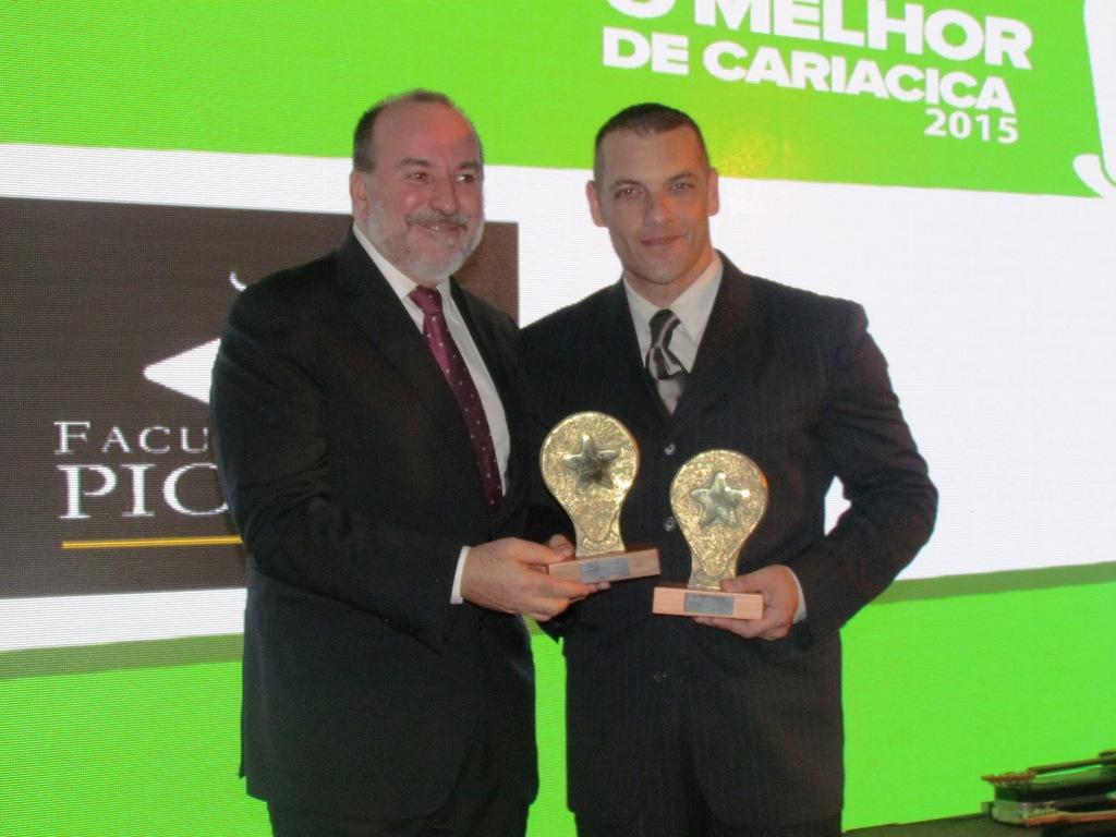 PIO XII é a melhor de Cariacica! Faculdade é premiada pela Rede Gazeta