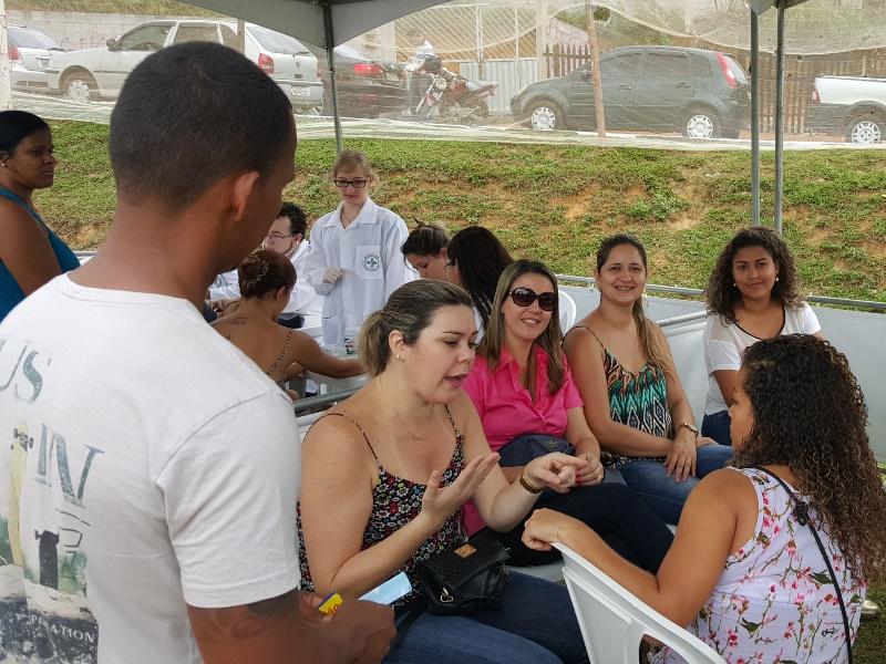 Alunos de Direito participam de Cariacica + Cidadã