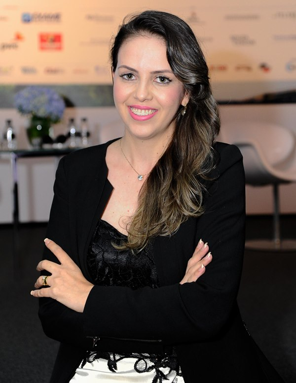 Coordenadora participa de Congresso em São Paulo