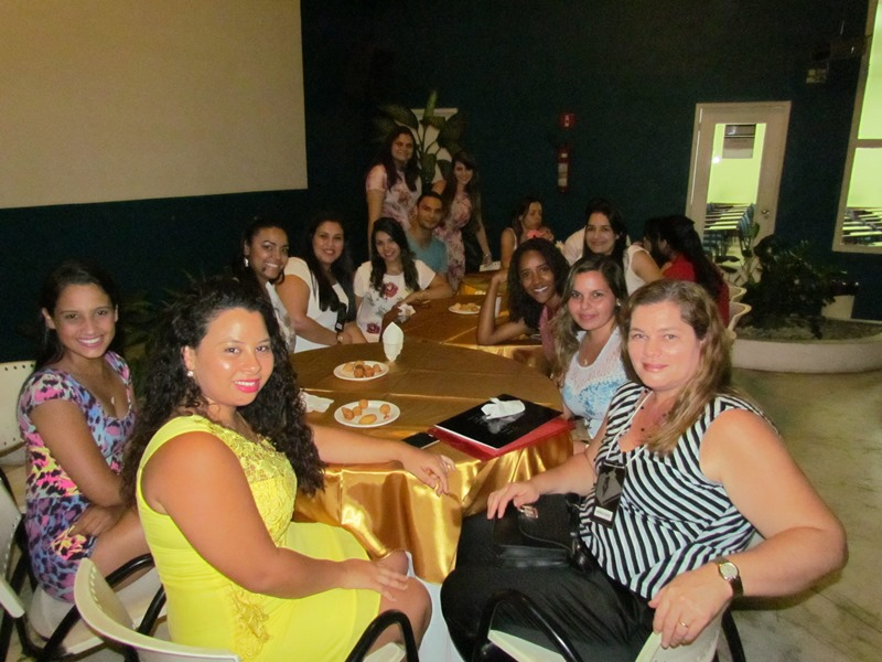 Semana de Biomedicina termina com samba e um delicioso jantar em homenagem ao Dia do Biomédico