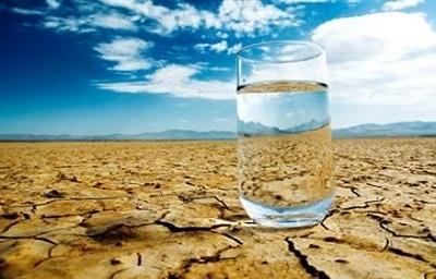 agua na seca