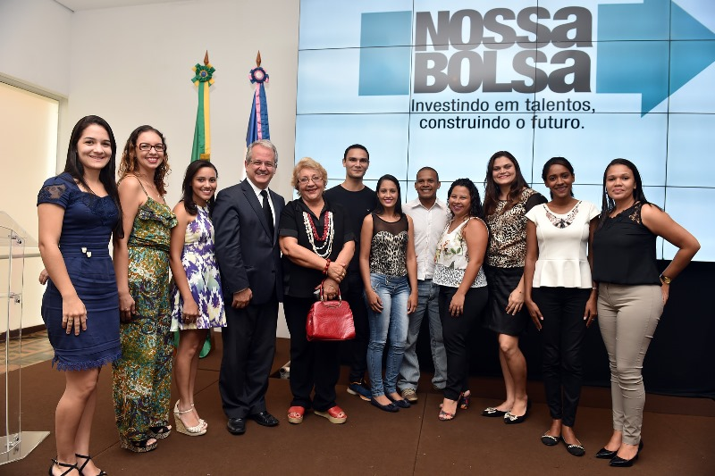 PIO XII participa de formatura do Programa NOSSABOLSA