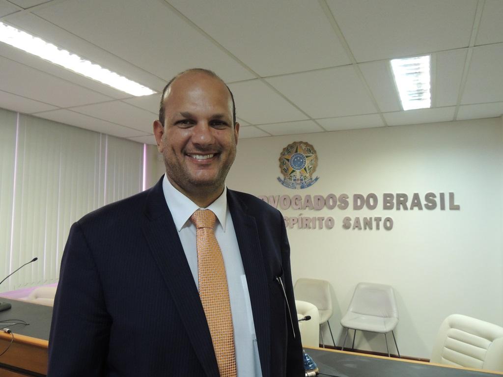 Professor Rivelino Amaral toma posse como Conselheiro da OAB
