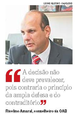 Professor de Direito da PIO XII participa de três matérias em A Tribuna