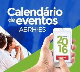 Aberta agenda de Eventos da ABRH-ES