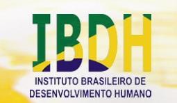 Oferta de estágio no IBDH para alunos de Contábeis