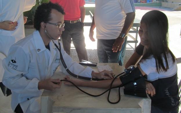 Biomedicina entra em ação para comemorar Dia Mundial da Saúde. Inscreva-se!