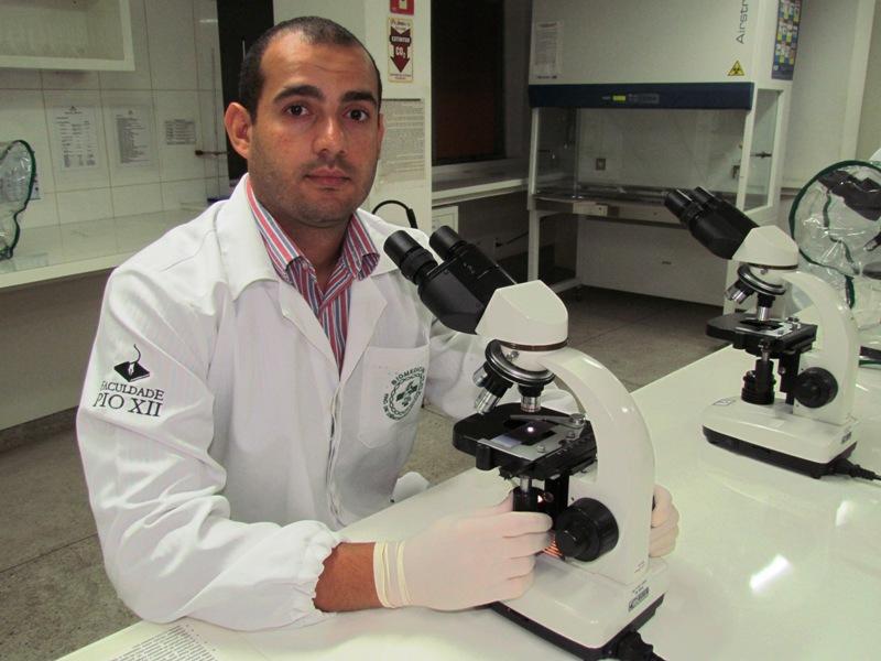 Professor será editor associado de Revista Brasileira de Pesquisa em Saúde produzida na Ufes