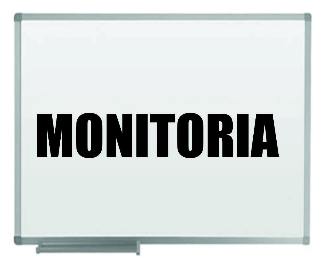 Inscrições abertas para Editais de monitorias na PIO XII